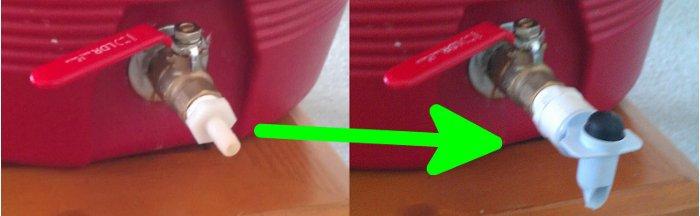 New Pot Stirrer Stirio Automatic Rechargeable For Kitchen Unikia